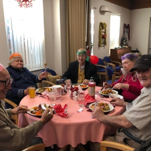 Festive Spirit at Way Ahead Care